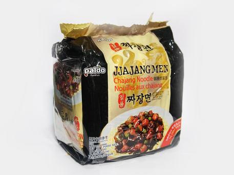 PALDO Blackbean Jjajang Men  (4-pk Outer Pack)
