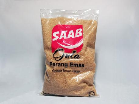 SAAB Golden Brown Sugar