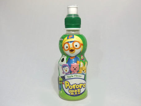 PALDO PORORO Baby Juice, Apple (PET)