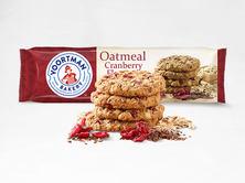 Oatmeal Cranberry Flaxseed