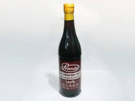 PROMOSS 100% Black Sesame Oil