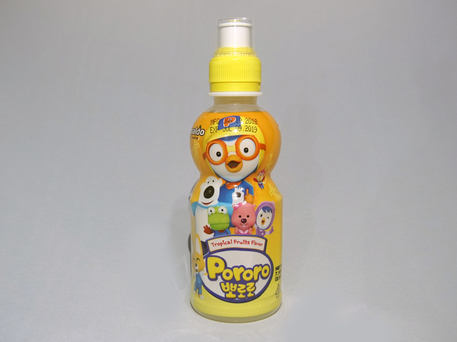 PALDO PORORO Baby Juice, Tropical (PET)