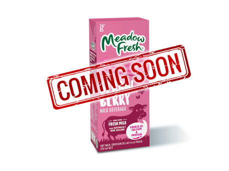 Meadow Fresh Strawberry Milk Beverage