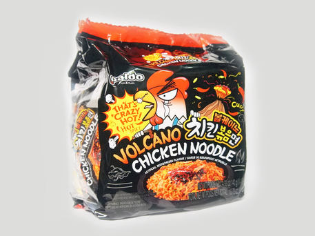 PALDO Volcano Chicken Noodle (4-pk Outer Pack)