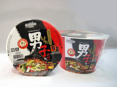 PALDO Namja Ramyun King Cup Noodle