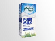 Meadow Fresh New Zealand Pure Milk, Full Cream