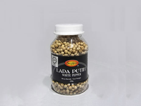 SARASPICE White Berries 100g