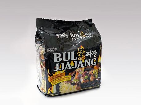 PALDO Bul Jjajang (4-pk Outer Pack)
