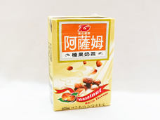 T. Grand ASSAM Milk Tea, Hazelnut