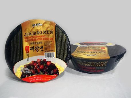 PALDO King Bowl Noodles, Jjajangmen