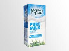 Meadow Fresh New Zealand Pure Milk, Low Fat