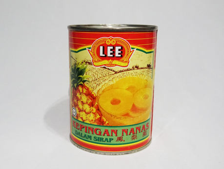 LEE Pineapple Slice in Syrup