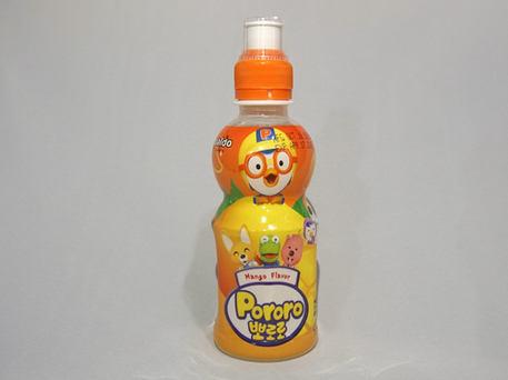 PALDO PORORO Baby Juice, Mango (PET)