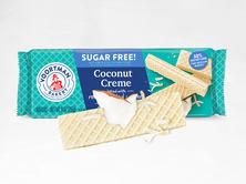 Sugar Free Coconut Wafers