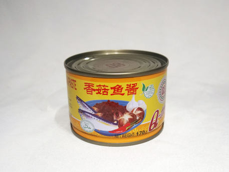 Q-three Fish  Mince With Bean Paste
