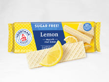 Sugar Free Lemon Wafers