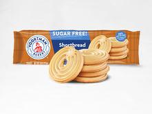 Sugar Free Shortbread