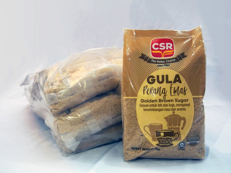 CSR Golden Brown Sugar 1kg