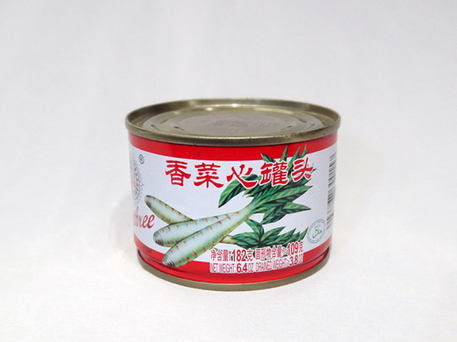 Q-three Canned Pickled Lettuce