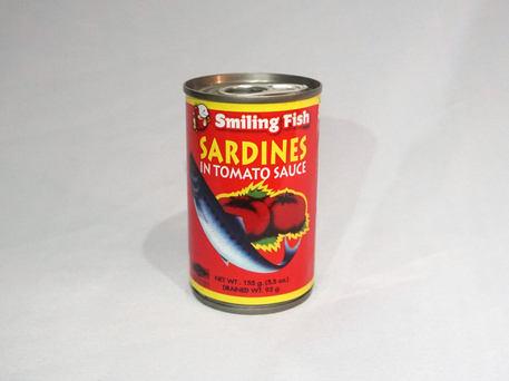 Smiling Fish Sardines In Tomato Sauce