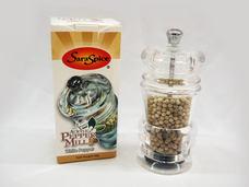 SARASPICE White Pepper Grinder 50g