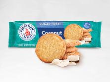 Sugar Free Coconut Cookies