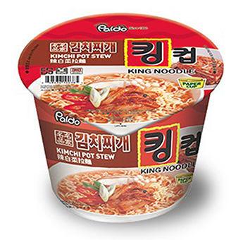 PALDO King Cup Noodles Kimchi Pot Stew