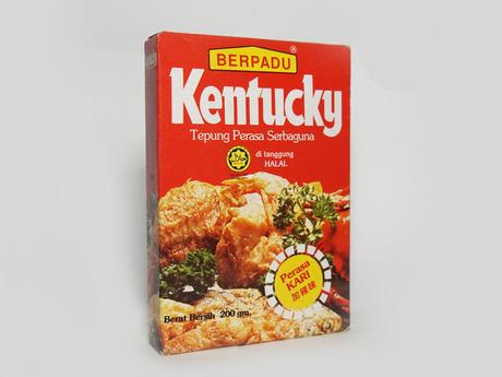 BERPADU Kentucky Seasoned Flour Curry Flavour