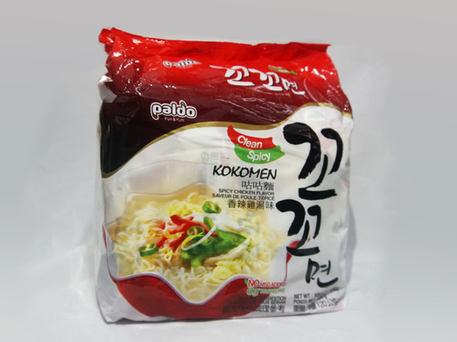 PALDO Spicy Chicken Kokomen (5-pk Outer Pack)