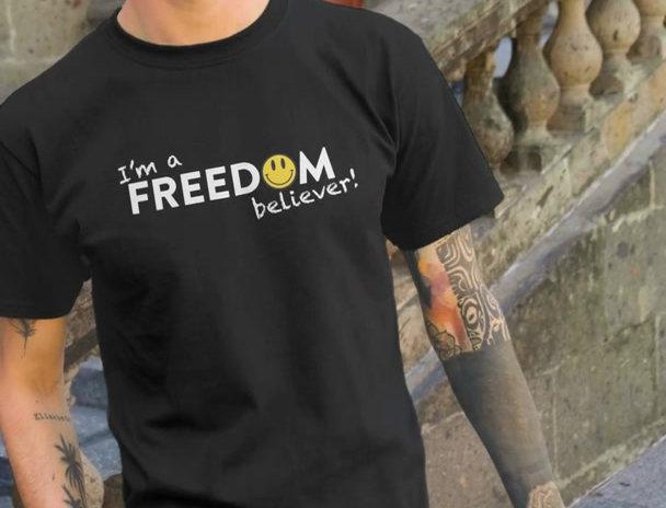Freedom Believer!