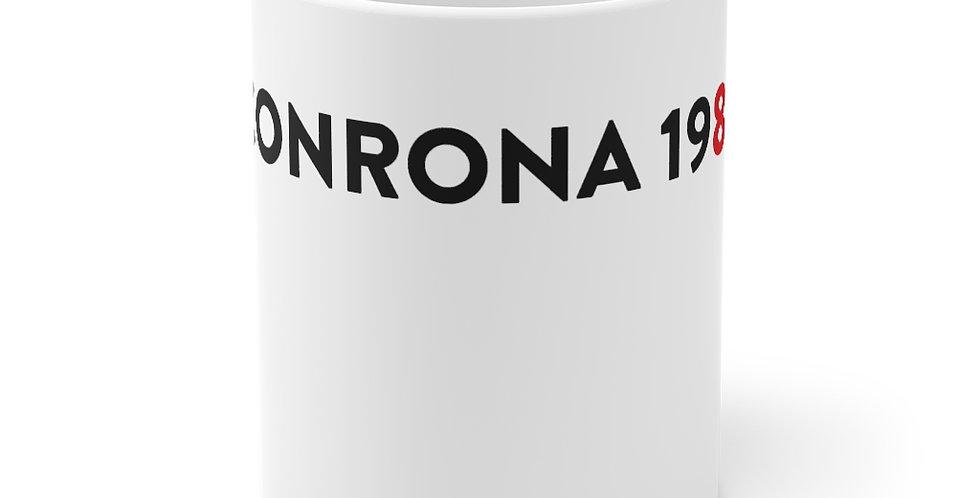Conrona 1984 - White Mug