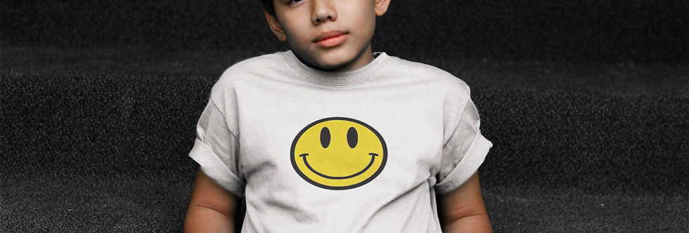 The Smile of Freedom -  Kids Soft-style Tee