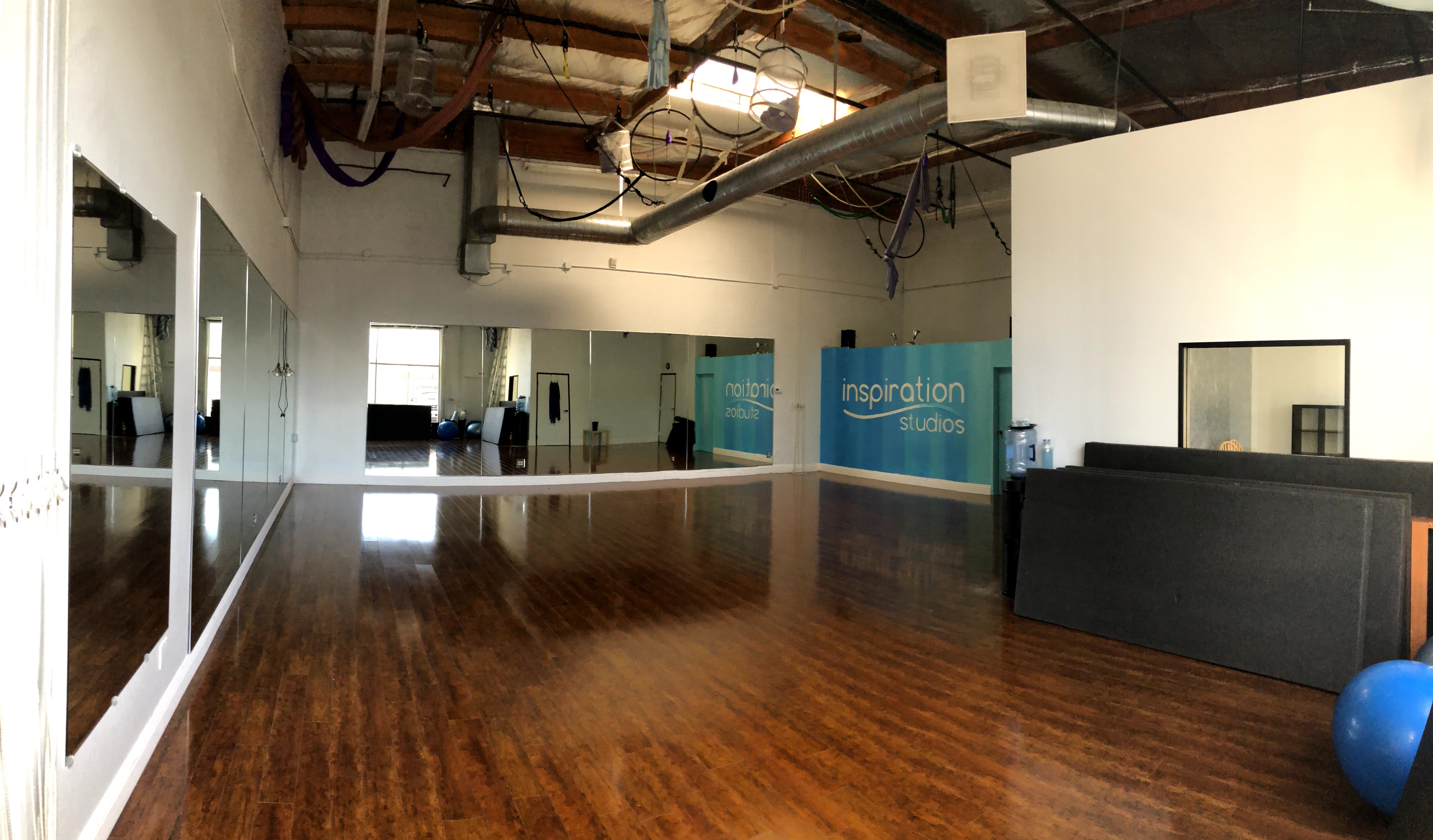Inspiration Studios aerial studio
