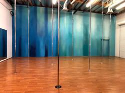 Inspiration Studios color wall