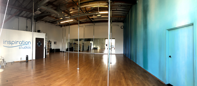 Inspiration Studios pole studio