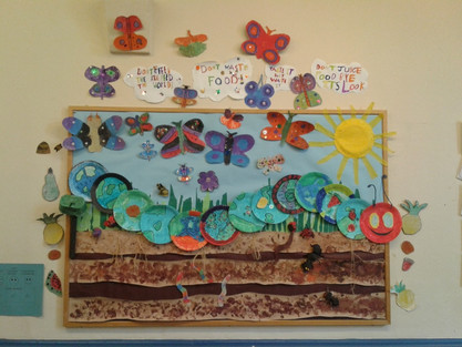 Art in Class 3