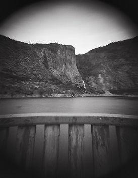 Wapama Falls, O'Shaughnessy Dam, Yosemite National Park