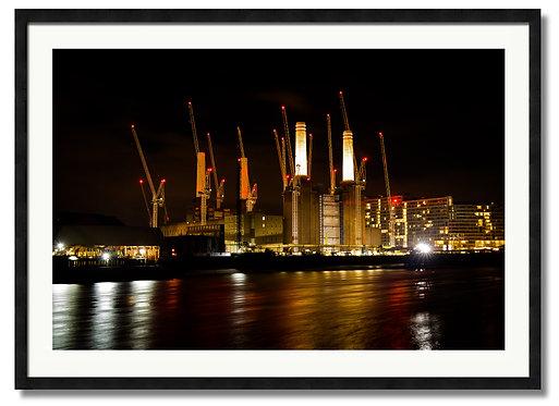Battersea Power Station - (Code 000145)