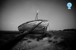 Washed Up Boat