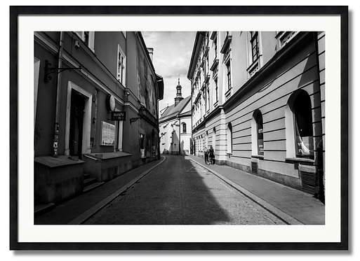 Back Street - (Code 000256)