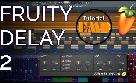 Fruity Delay 2 - Tutorial EMD