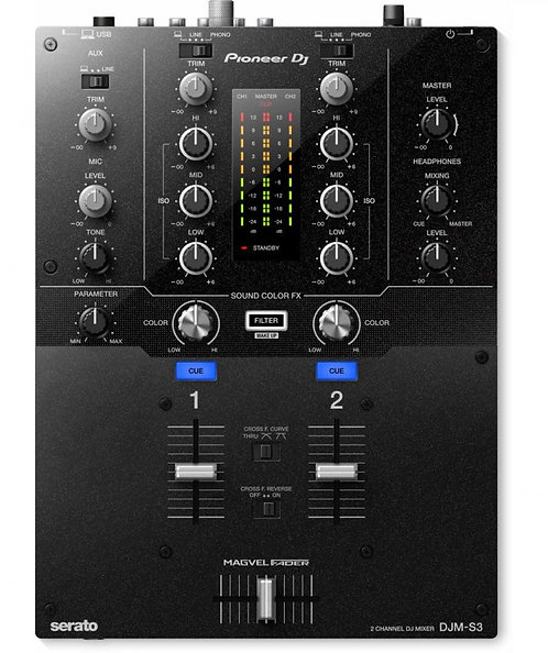 DJM-S3 Pioneer DJ