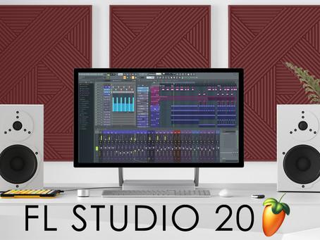 O grande sucesso do FL Studio 20