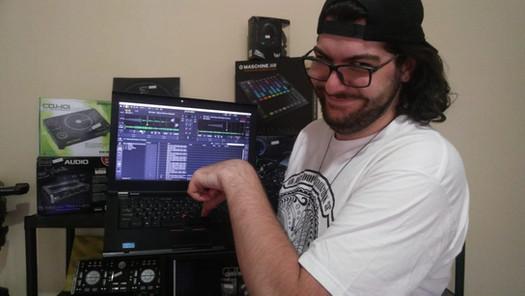 Notebook para DJ