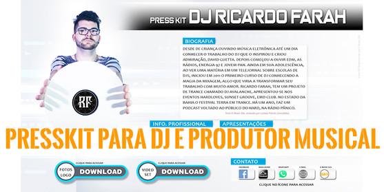 Press Kit DJ EMD