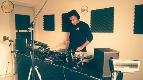 Gravação de vídeo set para DJs
