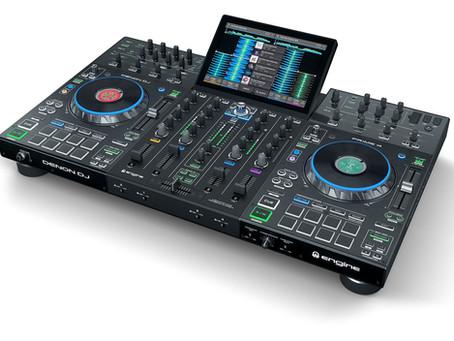 Denon anuncia: o primeiro sistema de DJ independente de 4 canais do mundo