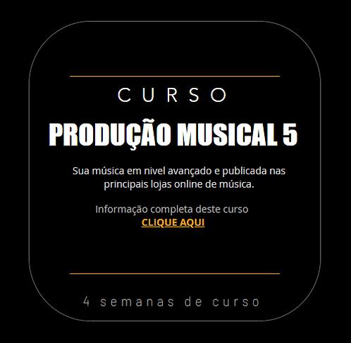 Produção Musical 5 (Turma)