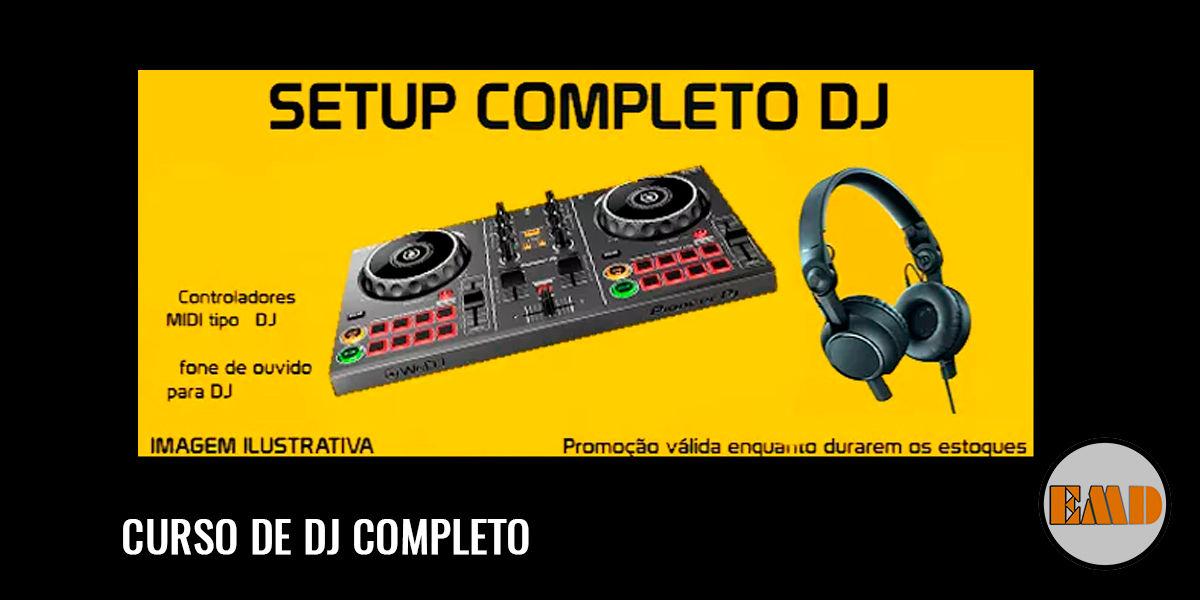 CURSO DJ COMPLETO
