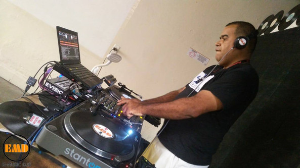 Pista para Treino DJ